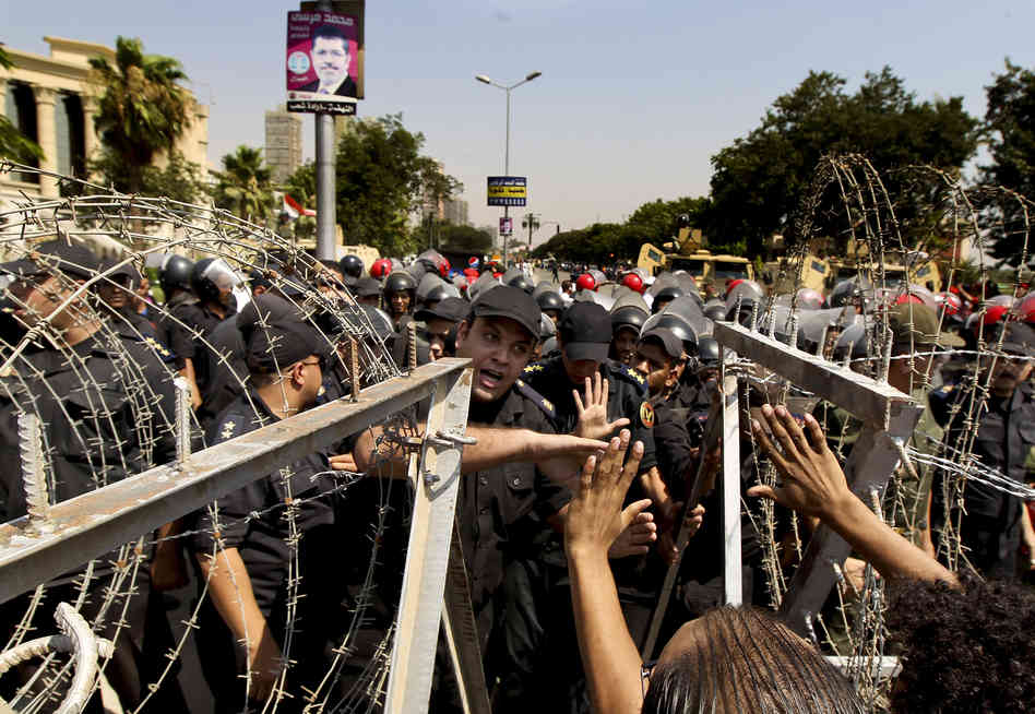 In Post-Revolution Egypt, Fears Of Police Abuse Deepening