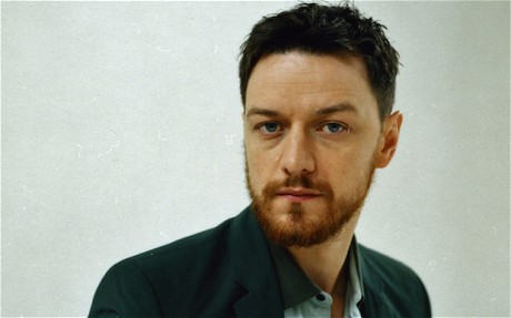 James McAvoy: the new king of Scotland