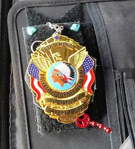 Lake man jailed after flashing phony badge, issuing homemade citation