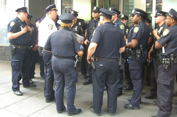 Pack the court March 18 against NYPD's racist 'Stop & Frisk'