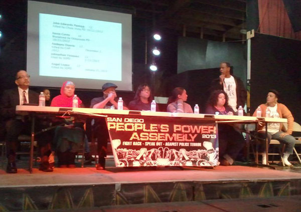People's Power Assembly Convenes in San Diego to Fight Police Brutality and …