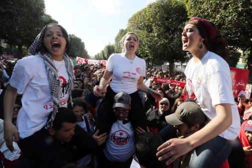 Tunisia's Dark Turn