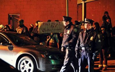 What Happens When You Protest Police Brutality?
