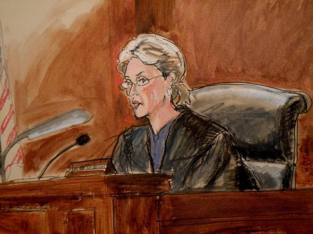 Scheindlin's show trial