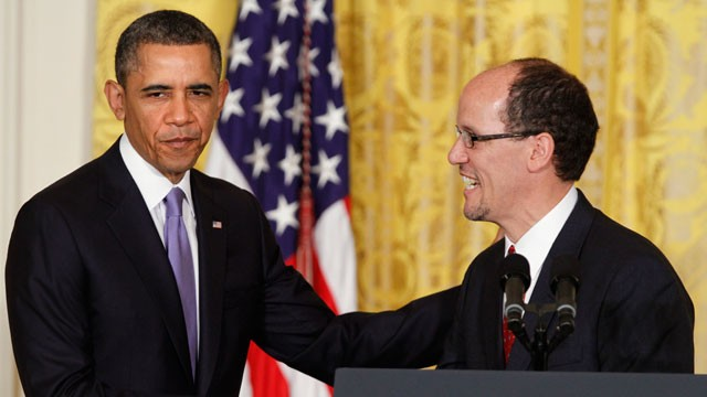 Civil rights enforcer Thomas Perez is Labor nominee, took on Cleveland police