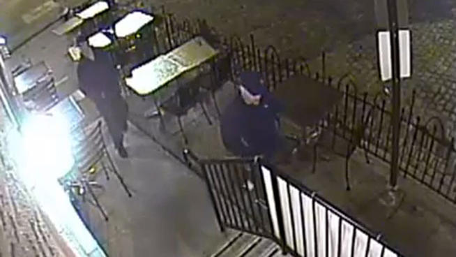 Caught on Cam: Manayunk Restaurant Burglarized