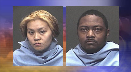 Woman, boyfriend charged with child abuse