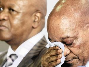 Root out rotten cops – Zuma