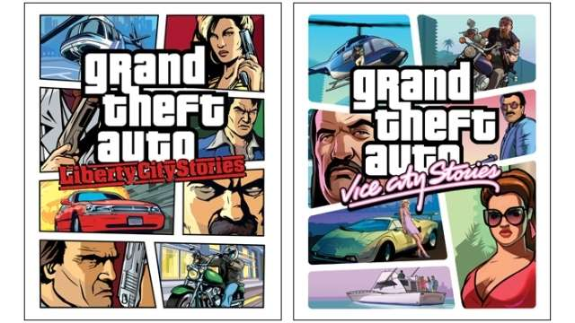 Grand Theft Auto: Liberty City Stories, Vice City Stories coming to PSN next week