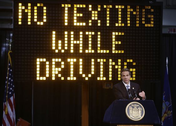 Drivers may face up to 5 points on license for texting while driving