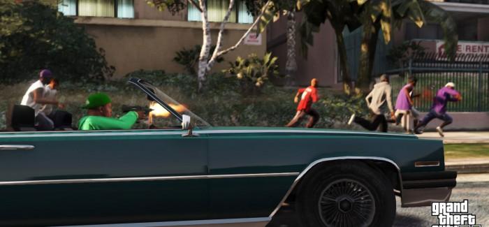GTA 5 vs Red Dead Redemption — California Riches