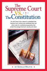 BOOK REVIEW: 'The Supreme Court vs. Constitution'