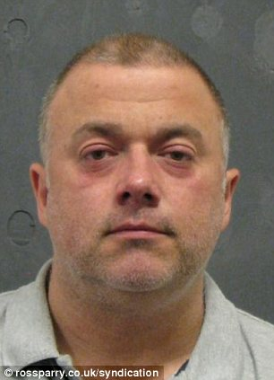 Jailed: Ex-policeman Jon Webb has been sentenced to six years in prison for …