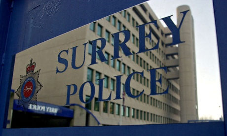 Ex-Surrey Police officer charged over alleged corrupt payments