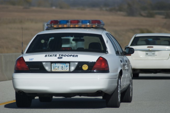 "Idaho State Police Sued For ""License-Plate Profiling"" in Pot Stop"