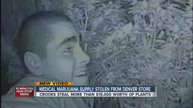 Denver Police are searching for three men caught on surveillance burglarizing …