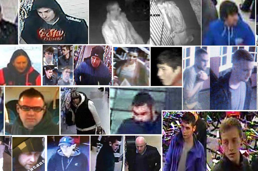 Caught on Camera: Can you help police find these people?