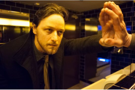 McAvoy gets down and dirty as a cop in 'Filth'