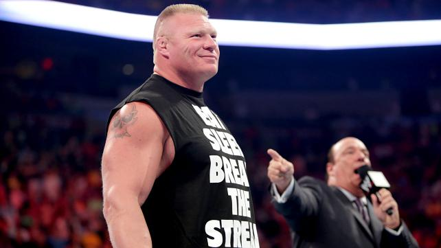 WWE RAW Report (July 21, 2014): Brock Lesnar returns, Stephanie McMahon …