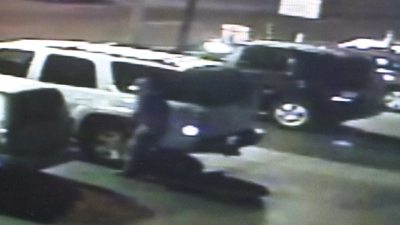 Muscle Shoals police search for car thief who's caught on camera