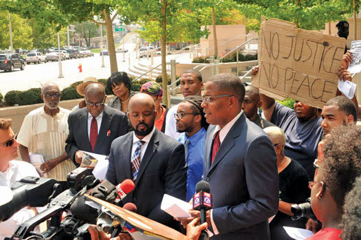 Lawsuit seeks millions for victims of police abuse