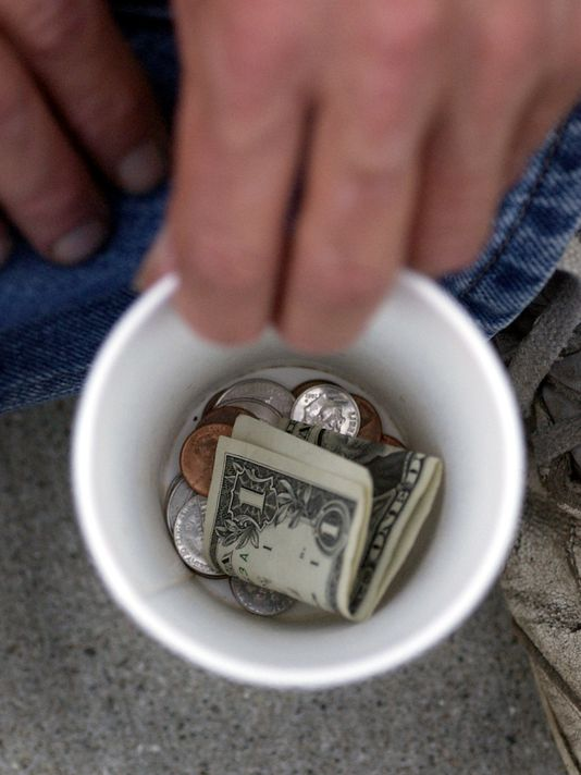 ACLU: Greenwood panhandling rule violates Constitution