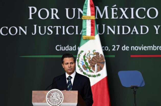Mexico president seeks to dissolve local police forces