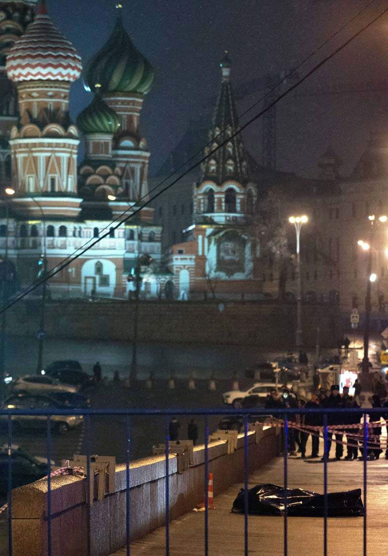 Boris Nemtsov Shot Dead: 5 Fast Facts You Need to Know