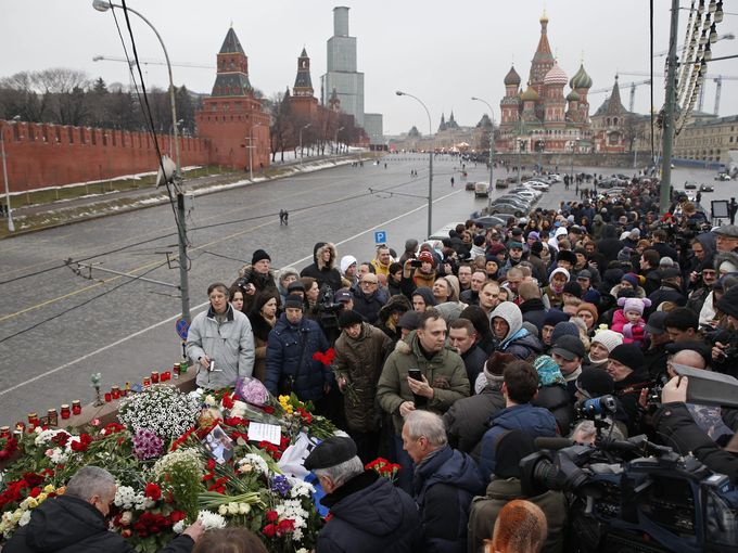 Who was outspoken Putin critic Boris Nemtsov?