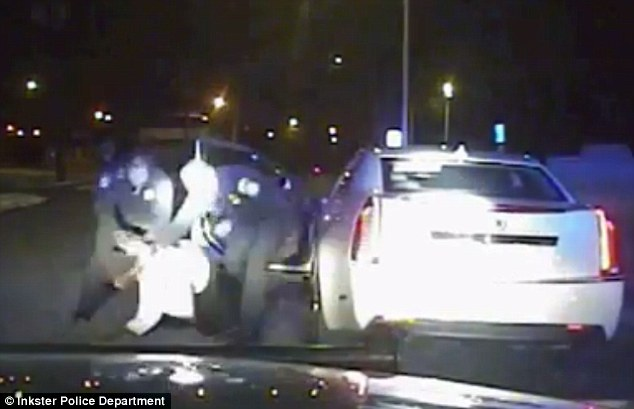 Officers caught on video brutally beating Floyd Dent