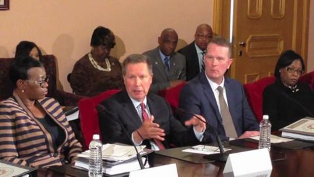 John Kasich orders minimum standards for police departments to improve …