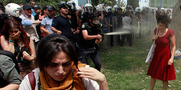 Urban space still a battleground before Gezi anniversary, elections