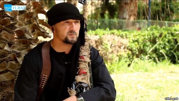 U.S. Confirms Training Tajik Ex-Police Commander Who Joined IS