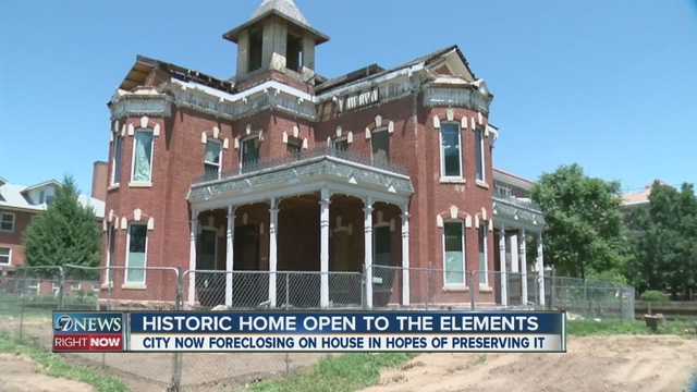 Denver homeowner fighting city's attempt to acquire historic home through …