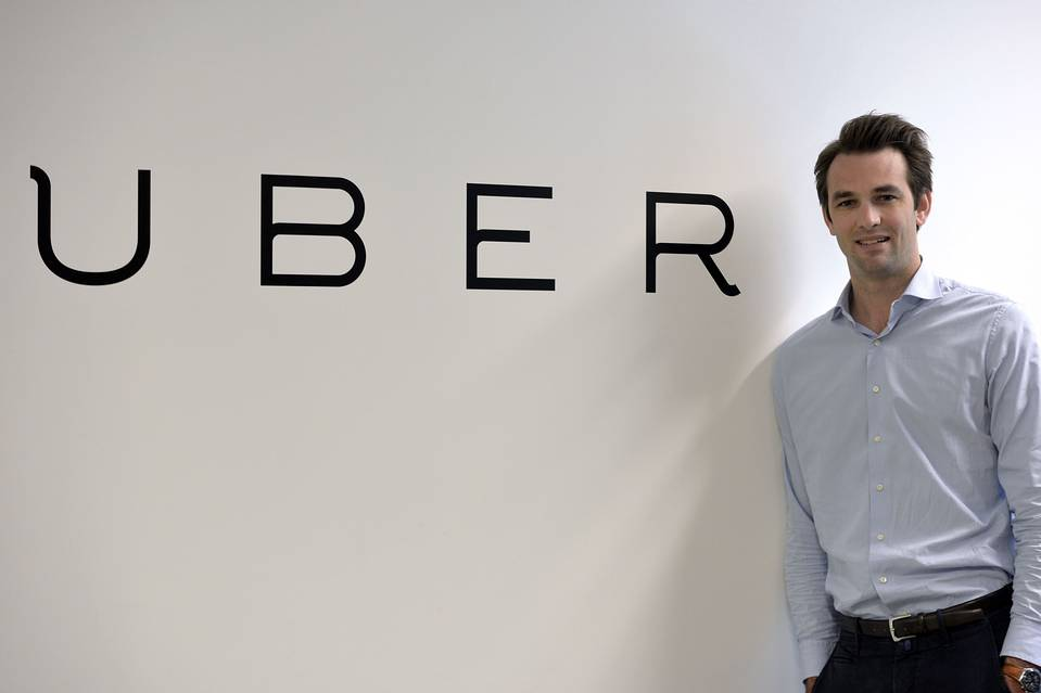 Uber Executives Detained by Police in Paris