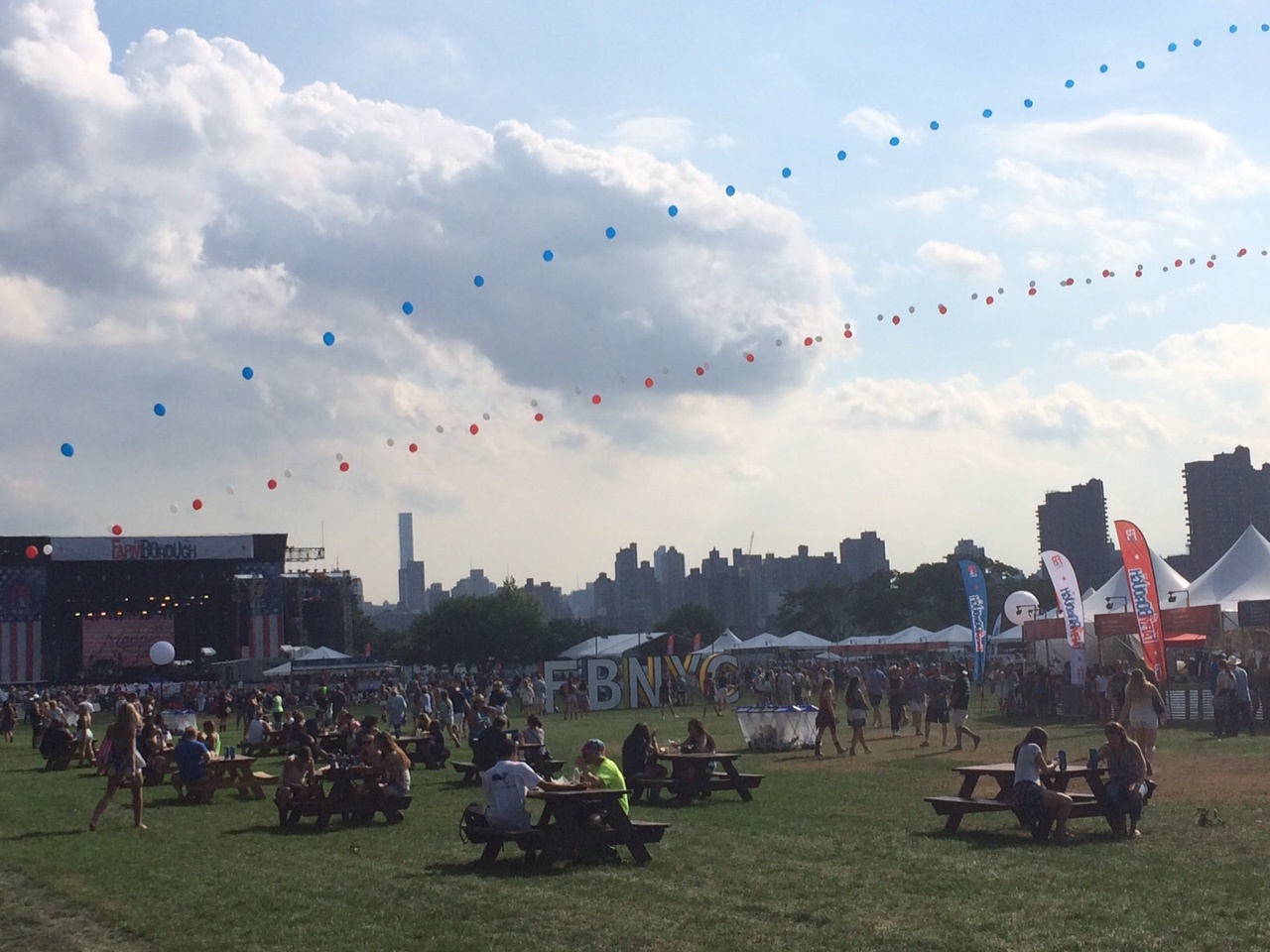 Ten Things I Learned at Farmborough, New York City's First Country Music Festival