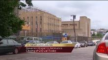 Governor closes Baltimore City Men's Detention Center