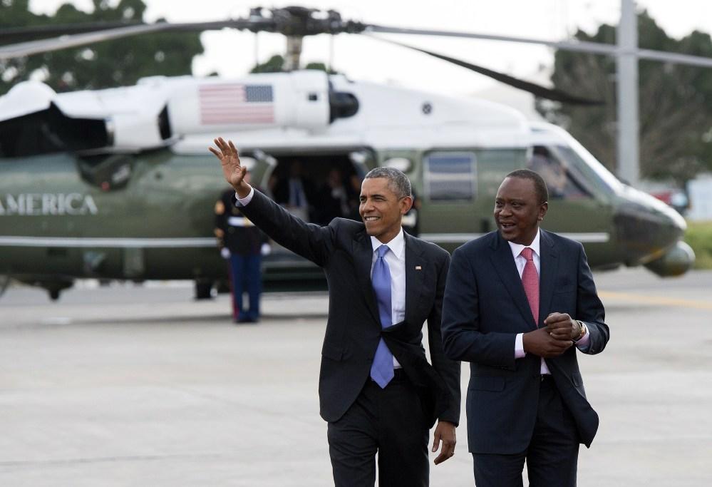 Obama warns Kenya to clean up corruption — again