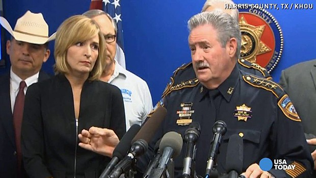 Texas Sheriff and DA Blame Black Lives Matter Movement for Death of Deputy