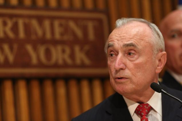 Bill Bratton and former NYPD Commissioner Ray Kelly spar over stop-and-frisk