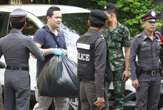 Thai Police Believe the Bangkok Bombers Planned Further Attacks