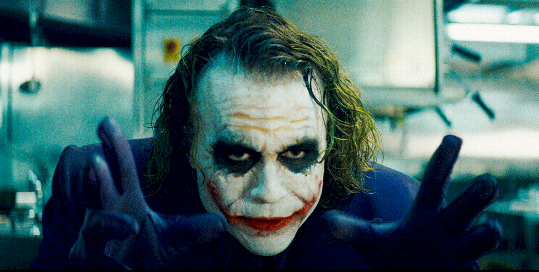 'The Dark Knight' Theory Proposes That The Joker Actually Saved Gotham City