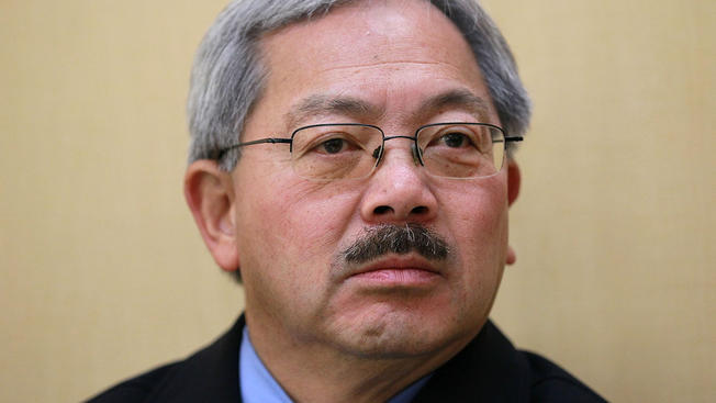 San Francisco Mayor Ed Lee Blocks Bike Yield Law with Veto Threat