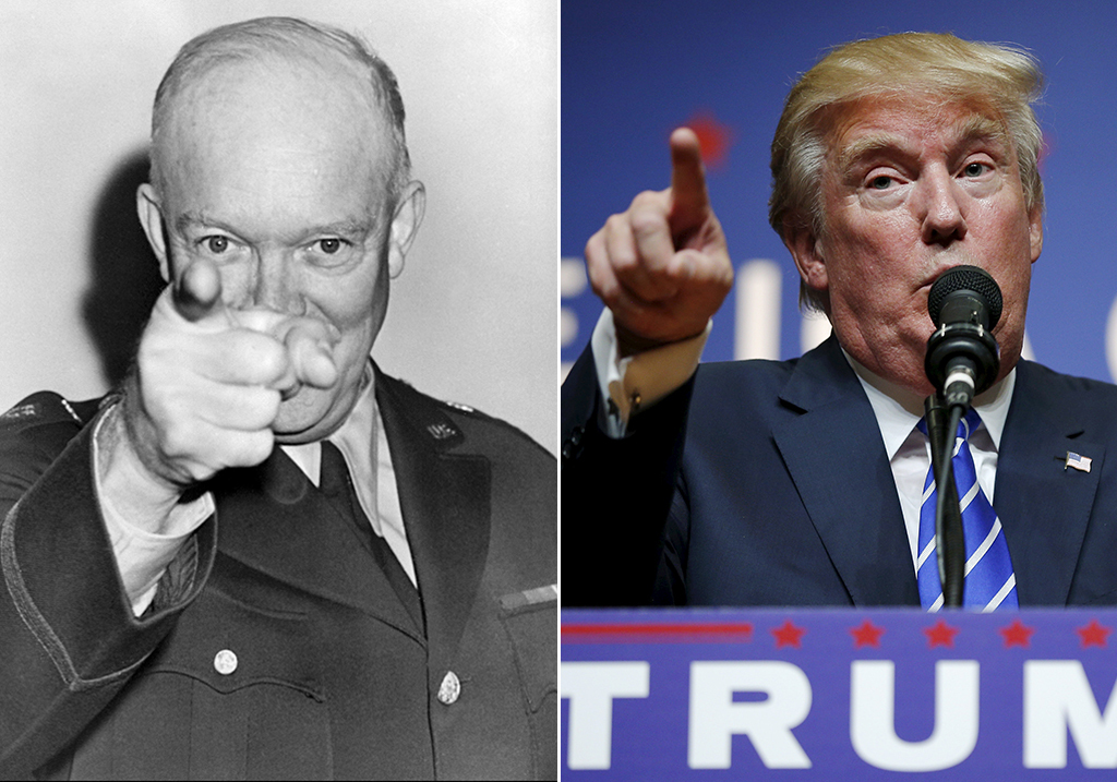 Donald Trump's 'humane' 1950s model for deportation, 'Operation Wetback', was …