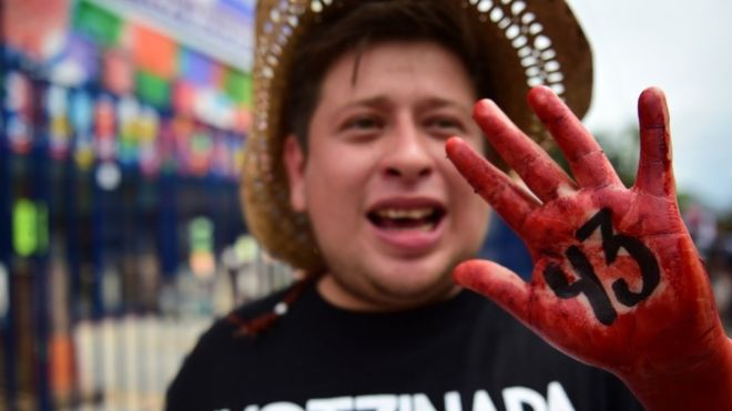 Missing students: Mexico's violent reality