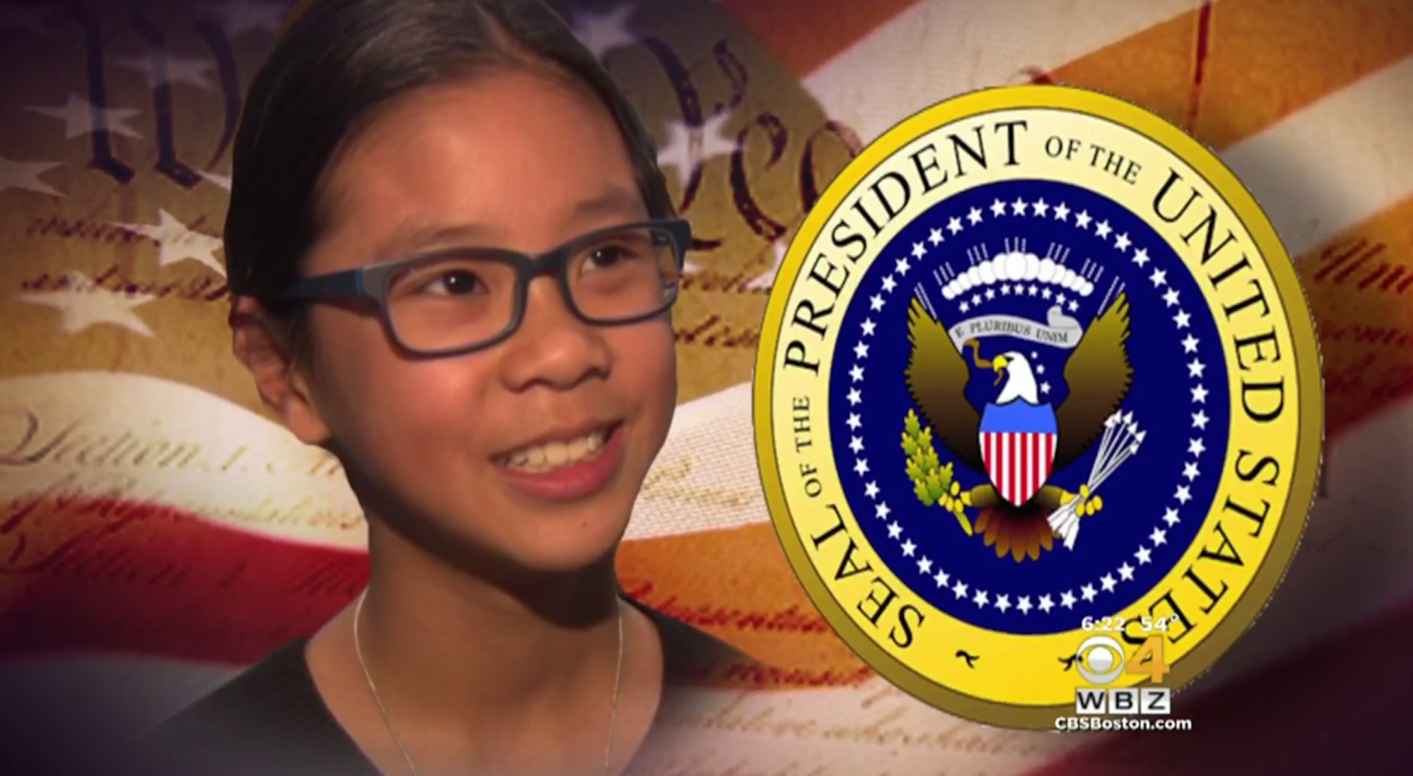This 10-Year-Old Girl Is Taking on the US Constitution Because She Wants to Be …
