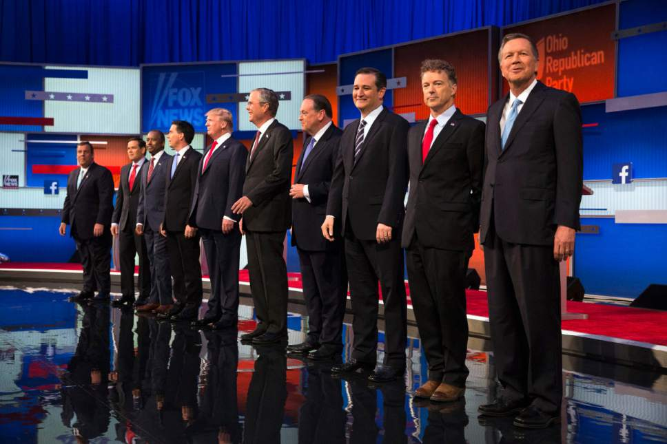 News roundup: GOP presidential candidates planning revolt against the RNC
