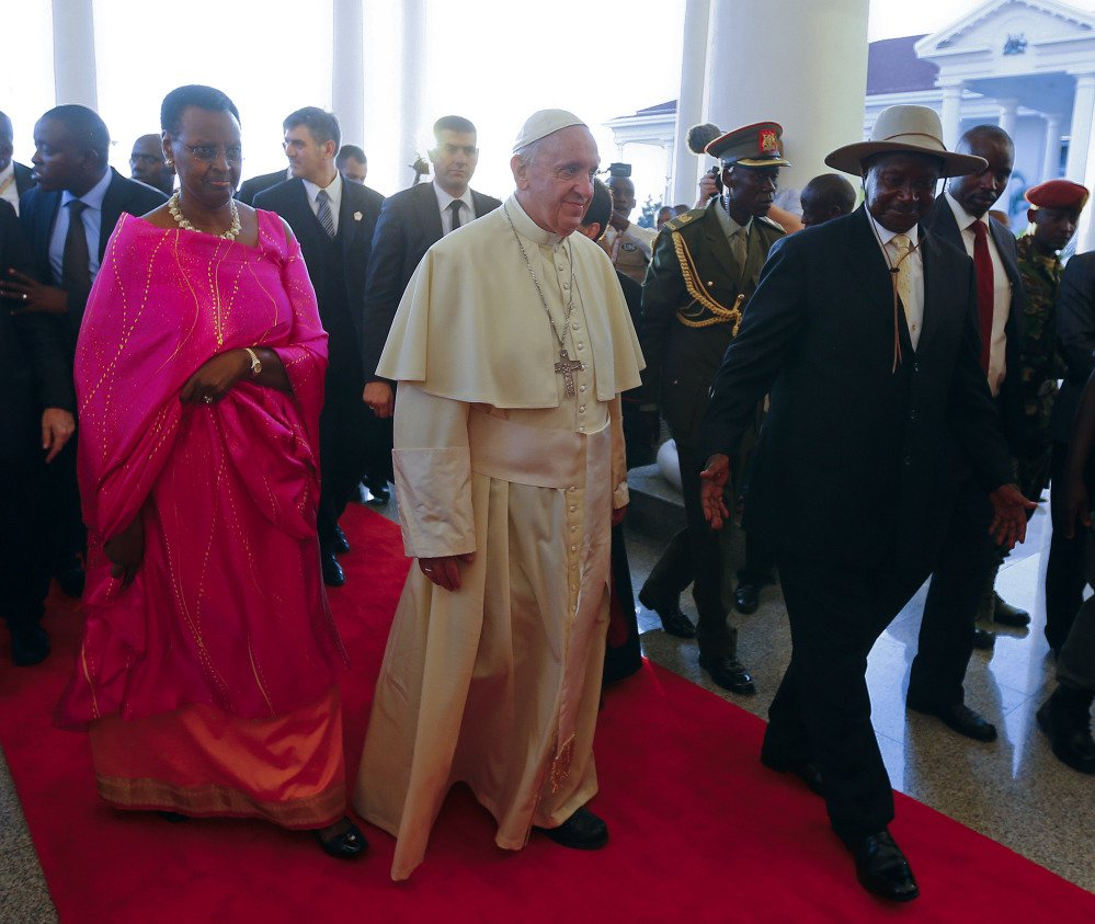 How the Pope Could Play Peacemaker on His Africa Visit