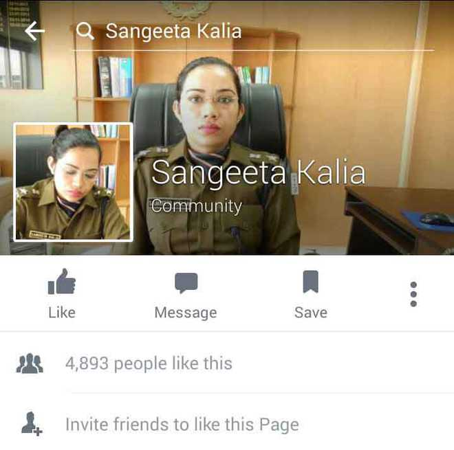 Police start probe as Facebook pages in name of ex-Fatehabad SP come up