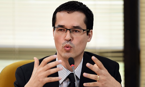 Brazil's anti-corruption prosecutor: graft is 'endemic. It has spread like cancer'